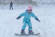 初めてのスノーボード